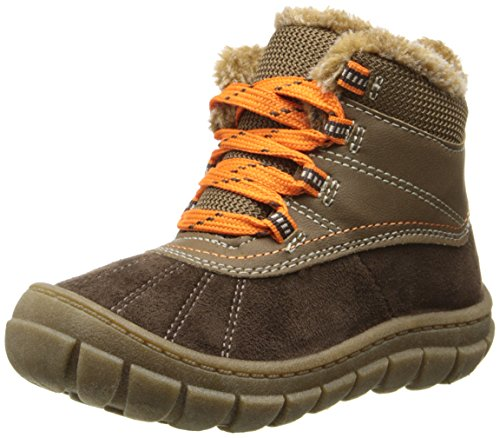 - OshKosh B'Gosh Marley2 Backpacking Boots (Toddler/Little Kid),Olive,9 M US Toddler