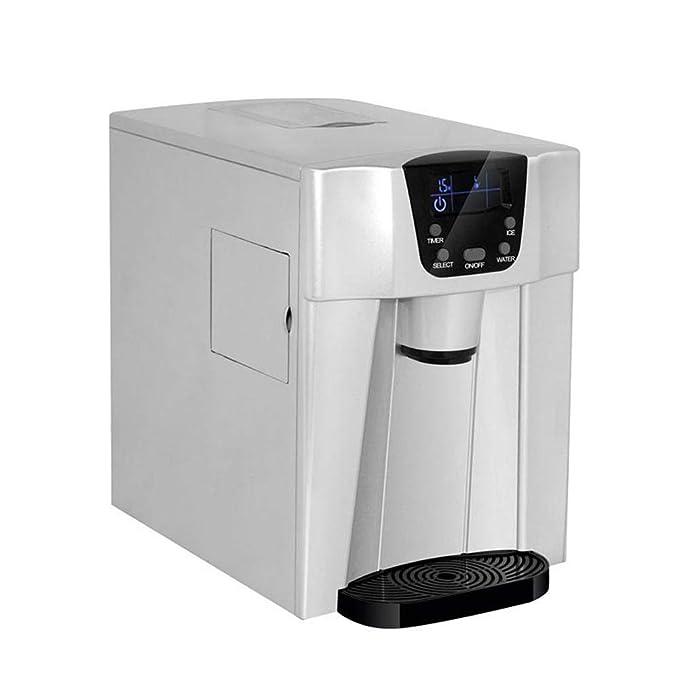 Máquina de hielo de escritorio Mini dispensador de agua ...