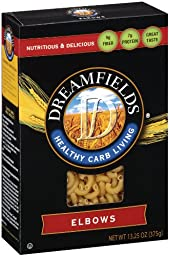 Dreamfields Pasta Healthy Carb Living - Elbows - 13.25 ounces