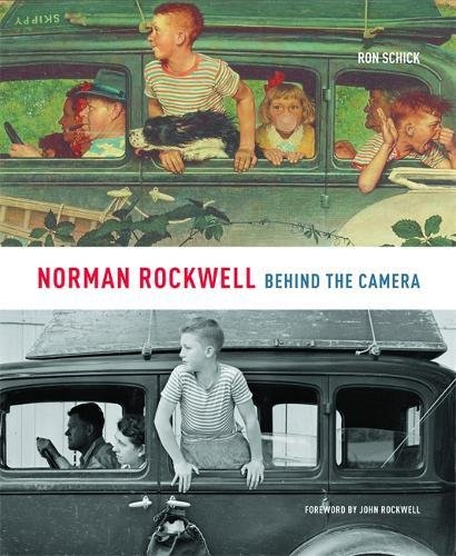 Norman Rockwell Behind Ron Schick product image
