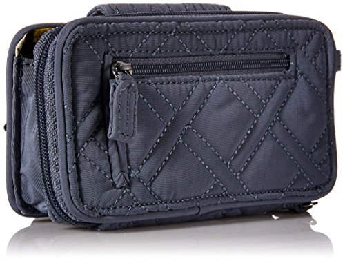 Vera Women's Iphone Bradley 6 Charcoal Smartphone Handbag Wristlet SSq18wC
