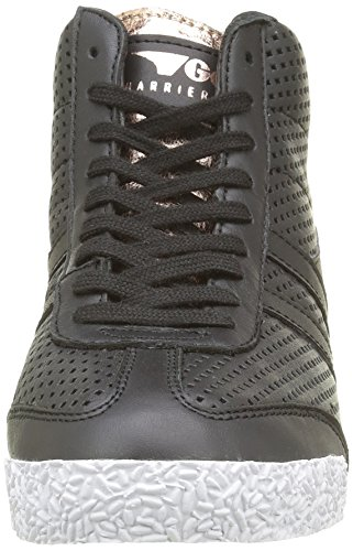 Gola High Glimmer Leather Harrier Femme Baskets Basses 7Wcy74an
