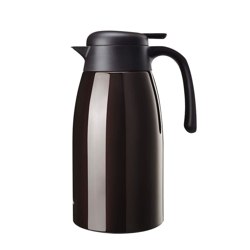 YINUO Cups Haushaltsisolierung Topf Große Kapazität Edelstahl Wasserkocher Outdoor Thermos Thermos 2L