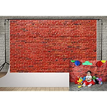 Amazon Com Kate 7x5ft Red Brick Wall Photography