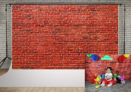 b350c895853 Kate 7x5ft Red Brick Wall Photography Backdrop Vintage Decoration Photo  Background for Photo Studio Wrinkles Free