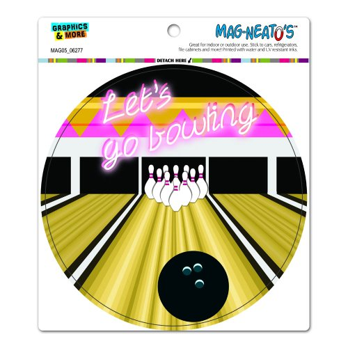 graphics-and-more-bowling-alley-circle-mag-neatostm-automotive-car-refrigerator-locker-vinyl-magnet