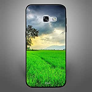 Samsung Galaxy A3 2017 Garden Clouds