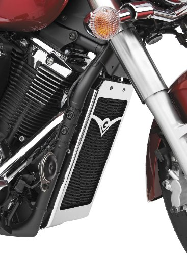 Cobra Radiator Cover for Yamaha 2007-10 V-Star 1300/Tourer