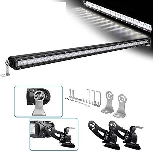 LED Light Bar Kit Rigidhorse 52 Inch 400W