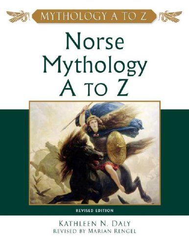 Download Norse Mythology A to Z (Mythology A to Z Series) ebook