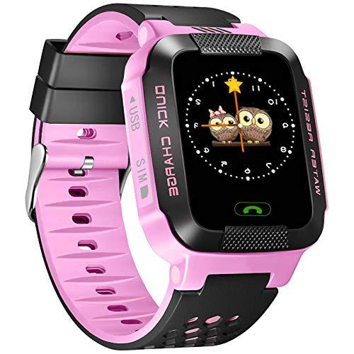 Rosepoem: Reloj con GPS, Llamada telefónica, Cable de Datos, teléfono con Control Remoto, autorretrato: Amazon.es: Relojes