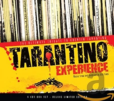 Tarantino Experience: Vv.Aa.: Amazon.es: Música