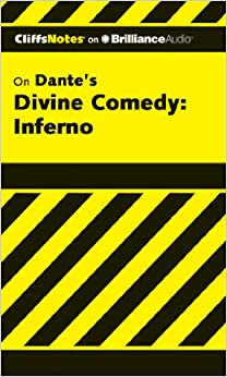 Divine Comedy: Inferno (Cliffs Notes)