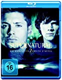 Supernatural - Staffel 2 [Alemania] [Blu-ray]
