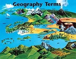 Geography Terms Worksheet - lovesongdesigns