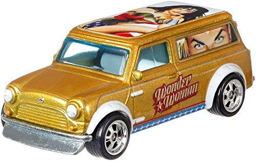Hot Wheeks Pop Culture 67 Mini Austin Van -
