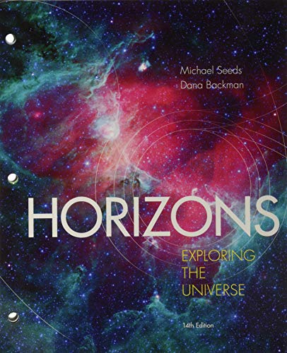 Bundle: Horizons: Exploring the Universe, Loose-Leaf Version, 14th + MindTap Astronomy, 1 term (6 months) Printed Access