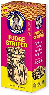 product image for 2 pack - Goodie Girl Gluten Free Fudge Striped Cookies, 7 oz each box