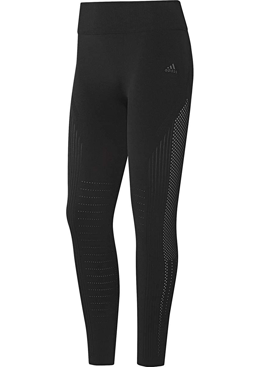 3427259c54e adidas Women's Warpknit High-Rise 7/8 Tights at Amazon Women's Clothing  store: