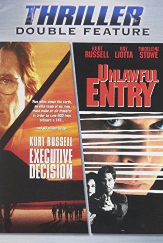 Executive Decision/Unlawful Entry (DVD) (DBFE) (Multi-Title)