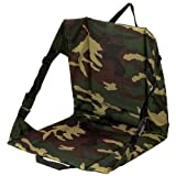 Extreme Pak Invisible Pattern Heavy-Duty Camo Stadium Seat
