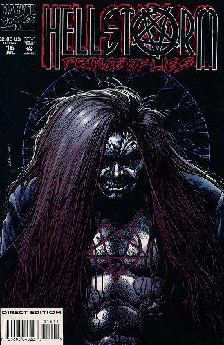 Hellstorm: Prince of Lies, Edition# 16