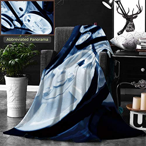 Ralahome Unique Custom Double Sides Print Flannel Blankets for sale  Delivered anywhere in Canada
