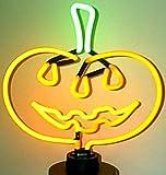Neonetics Business Signs Pumpkin Neon Sign Sculpture