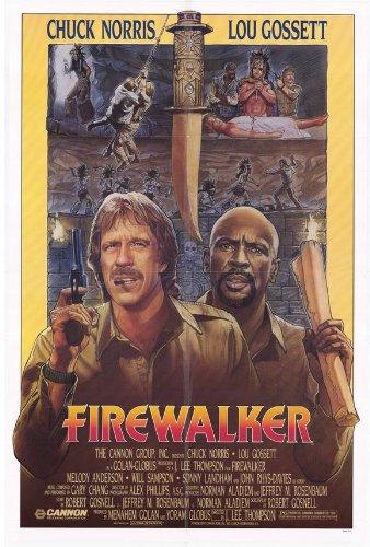 "Firewalker"""