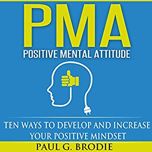 PMA Positive Mental Attitude Audiobook