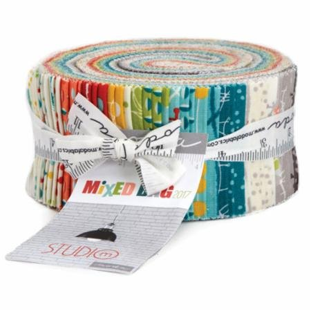 Jelly Roll Bag - 4