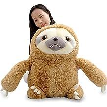 Bedtime Originals Plush Toys Cuddlekins Jumbo Sloth Brown 28 Inches