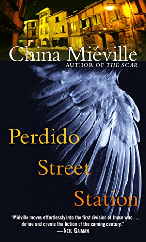 Perdido Street Station (New Crobuzon Book 1) cover