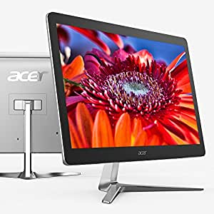 "Acer Aspire Z24 23.8"" FHD, Touch Screen, Intel Core i7-7700T, 16GB DDR4, 256GB SSD + 2TB HDD, NVIDIA GeForce GT940MX 2GB, Windows 10 Home"