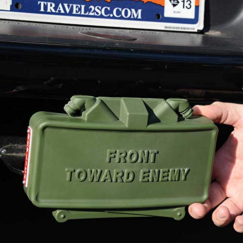 GG&G Claymore Hitch Cover by G&G