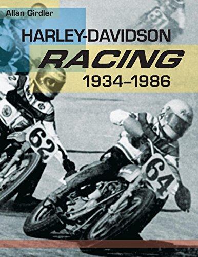 - Harley-Davidson Racing, 1934-1986
