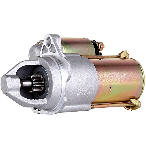 Starter for Oldsmobile Alero 2002 2003 2004 2.2L L4 Compatible with 6493N