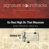 Go Rest High On That Mountain [Accompaniment/Performance Track]