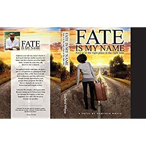 Fate is my name: Amy is in the right place at the right time