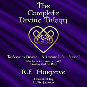 The Complete Divine Trilogy Audiobook