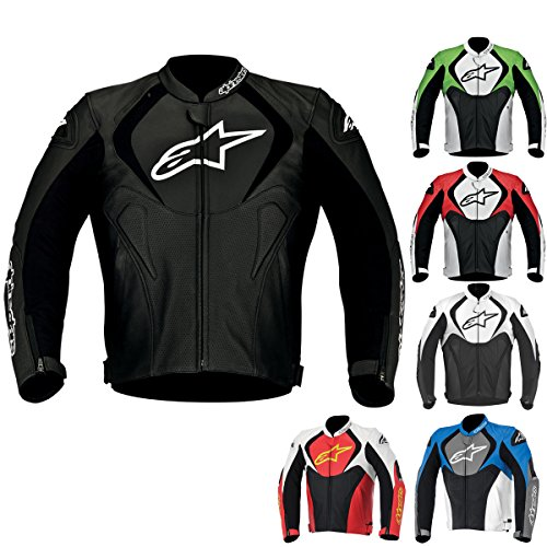 Alpinestars Perforated Leather Riding Jacket