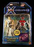 NINJA WOLVERINE w/ Martial Arts Training Dummy X-MEN: EVOLUTIONS FORCE Action Figure