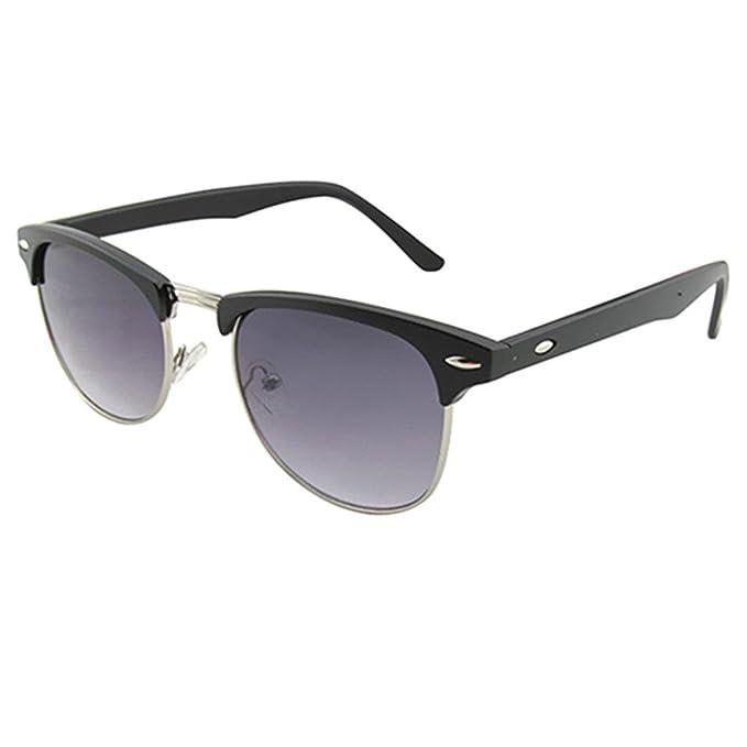 Amazon.com: Yinpinxinmao - Gafas de sol para hombre, estilo ...
