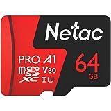 Cartão Memória MicroSD Extreme Pro Netac Sem Adp (64GB)