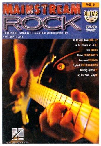 Mainstream Rock - Guitar Play-Along DVD Vol. 5 by Doug Boduch