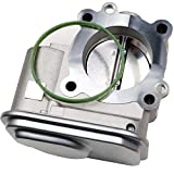 Throttle Body & Gasket IAC Idle Air Control TPS Actuator Assembly04891735AC Replacement for Chrysler 200 | Dodge Avenger, Caliber, Journey | Jeep Compass, Patriot | Installation Instructions Included
