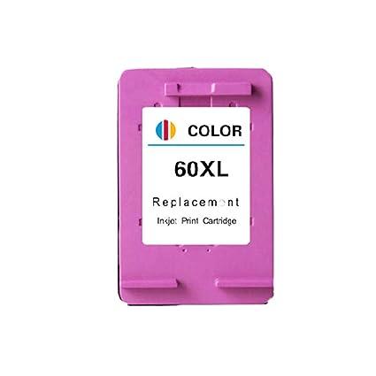 Cartucho compatible para la impresora HP 60XL cartucho para ...