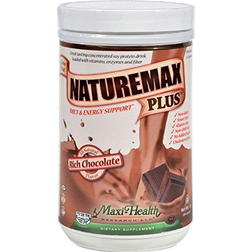 Price comparison product image Maxi Health Kosher Vitamins Maxi Health Naturemax Plus - Chocolate - 1 Lb.