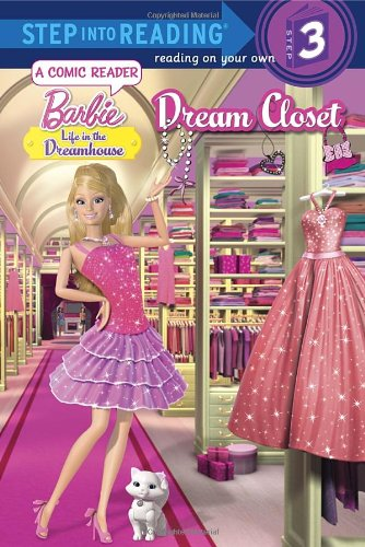 Dream Closet (Barbie: Life in the Dream House) (Step into - Storage Set Armoire Media