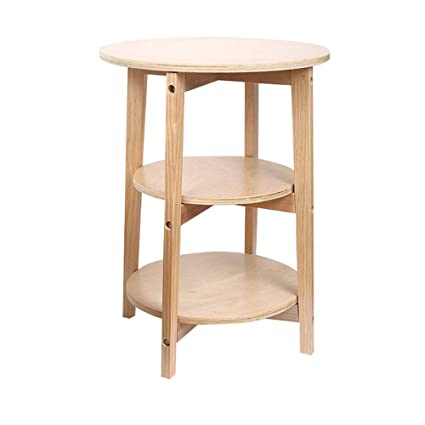Amazoncom Wynzybz Small Wooden Coffee Table Nordic Small